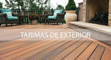 6 TARIMAS DE EXTERIOR