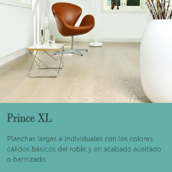 BERRYALLOC PARQUET CATEGORIA PRINCE XL, Tarima Flotante de Madera, Parqué