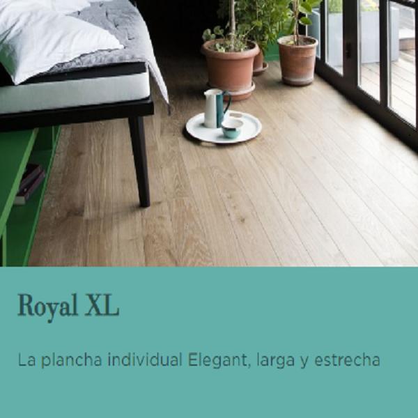 BERRYALLOC PARQUET CATEGORIA ROYAL XL, Tarima Flotante de Madera, Parqué